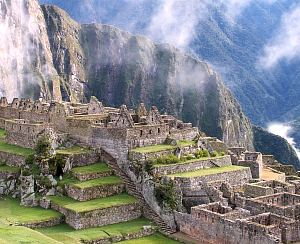 Macchu Picchu Mexico